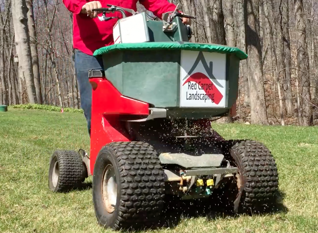 Lawn Care services Easton CT
